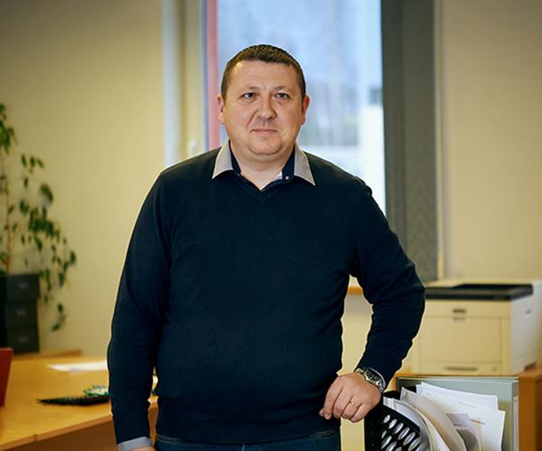 EDUARDS VILNIS-Factory Operations Manager at Aquatica