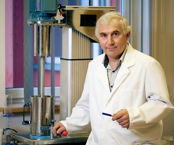 AIVARS ABOLINS-Senior Chemical Engineer at Aquatica