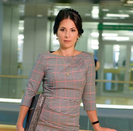 DIANA GRYBKOVA-Director Of E-commerce at Aquatica
